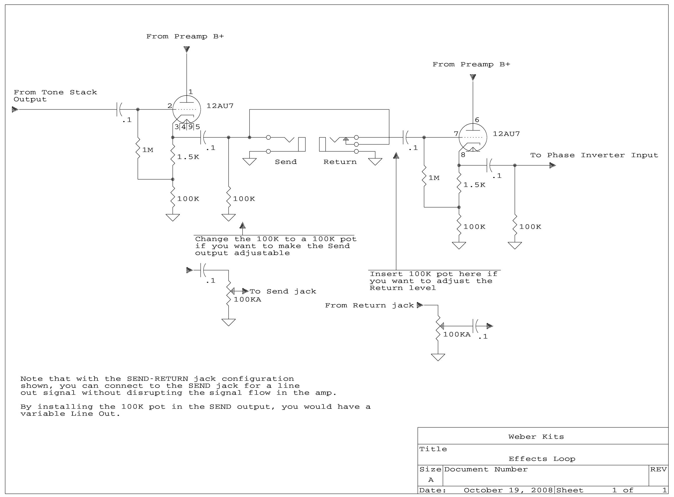 I have a schematic (see pic) but I believed to find one specifically for  the Twin.